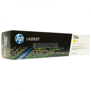 Yellow Toner HP 126A [CE312A]