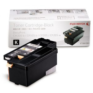 FUJI XEROX DocuPrint Cyan Toner [CT201592]