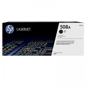 HP 508A Black Laserjet Toner Cartridge (CF360A)