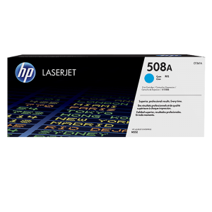 HP 508A Cyan Laserjet Toner Cartridge (CF361A)