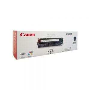 Toner Canon 418 Black